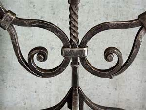 wrought iron scroll leonard metal design