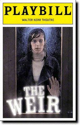 The Weir Broadway @ Walter Kerr Theatre - Tickets and ...