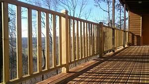 Barrière Bois Brico Depot : garde corps bois pas cher avec garde corps bois terrasse ~ Melissatoandfro.com Idées de Décoration