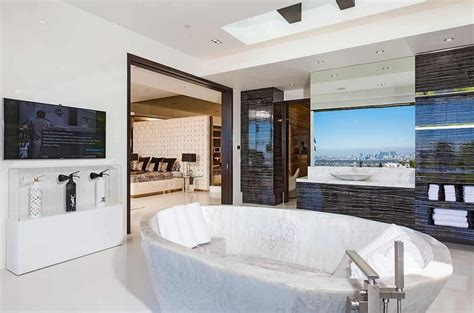 Beyonce And Jay Z Home Interior :  Beyoncé And Jay Z La Mansion