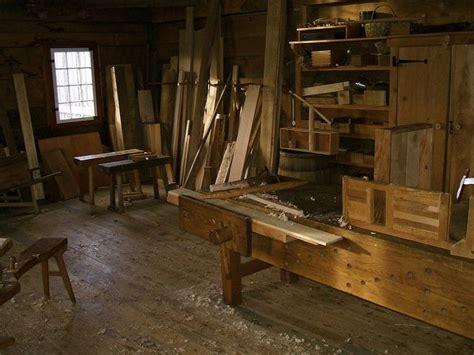 carpentry shop  glennwilliamspdx wooodworking dream