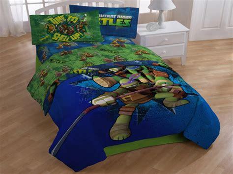 full size sheets  boys teenage mutant ninja turtles