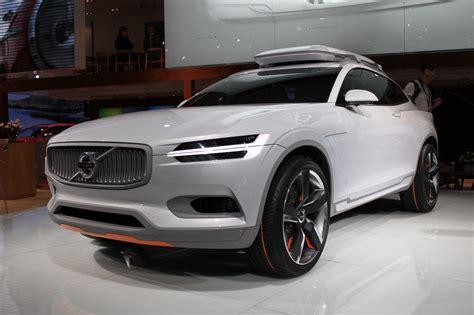 volvo concept xc coupe revealed hints  design