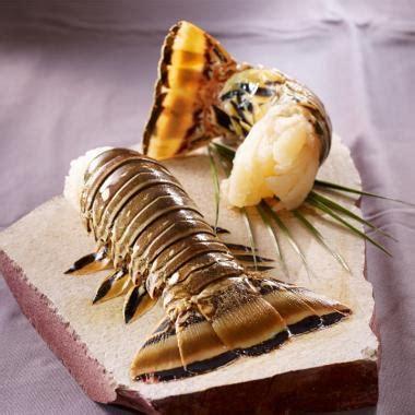 cuisiner queue de langouste queue de langouste crue pc de 340 397 g terre mer