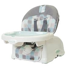 chaise haute safety 1st safety 1st recline and grow booster seat dorel