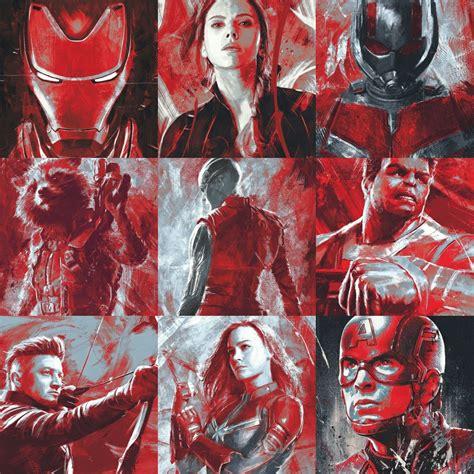 New Avengers Endgame Promo Art Reveals Captain Marvel