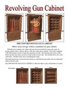 Free Wooden Gun Cabinet Plans by November 2014 Woodworking