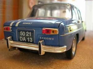 Voiture 1 8 : renault 8 gordini miniature rallye solido 1 18 voiture ~ Voncanada.com Idées de Décoration