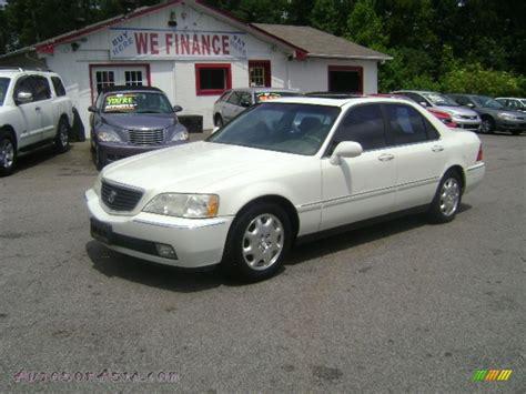 2000 acura rl 3 5 sedan in premium white pearl 005952