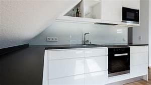Küche In Dachschräge : k che unter der dachschr ge tischlerei backmann m nster ~ Markanthonyermac.com Haus und Dekorationen