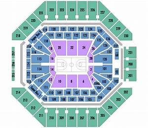 At T Center Seating Chart Views And Reviews San Antonio