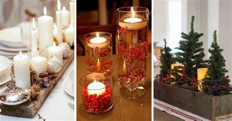 diy christmas centerpieces ideas  designs