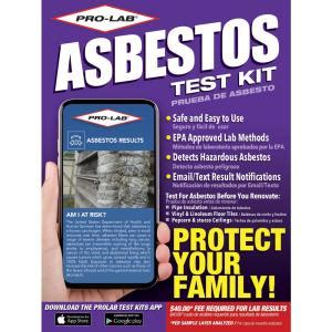 pro lab asbestos test kit   home depot