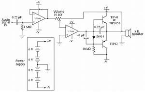 Class B Audio Amplifier