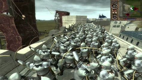the siege third age total war battle the siege of minas tirith