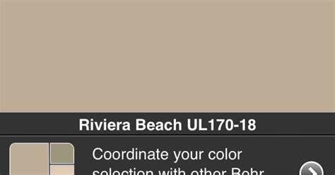 behr paint color riviera beach  house pinterest