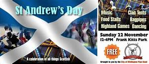 City of Wellington Pipe Band St Andrew's Day Event ...