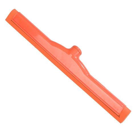foam plastic floor squeegee ite 18 in driveway squeegee 12207 the home depot