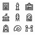 Museum Icon Packs Icons Sculpture