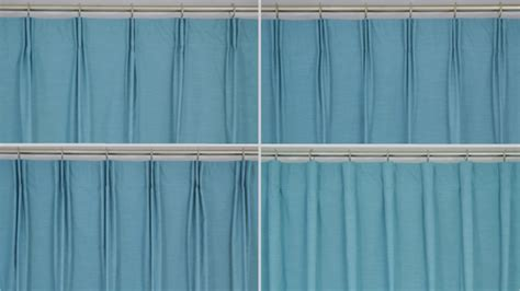 types  curtains  draperies curtain pleat types types