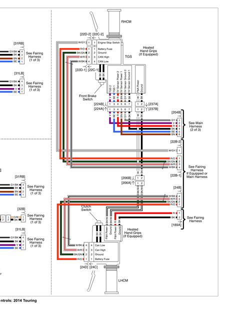 2002 Harley Electra Glide Wiring Diagram by Right Controls Schematic Harley Davidson Forums