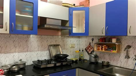 kitchen storage ideas india indian small kitchen tour indian small kitchen 6175