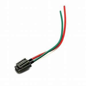 Hei Distributor Wire Harness Pigtail Dual 12v Power  U0026 Tach