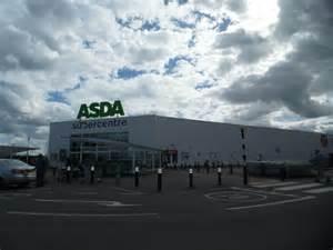 Asda Supercentre, Fosse Park, Leicester © Stephen Sweeney