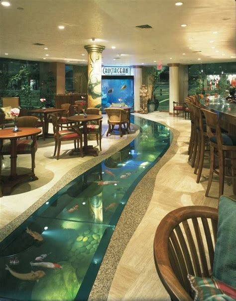 crustacean restaurant  beverly hills aquariums