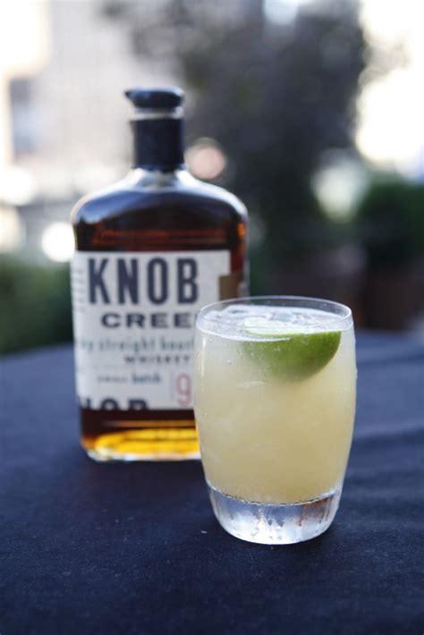 knob creek recipes recipe knob creek sour drinkhacker