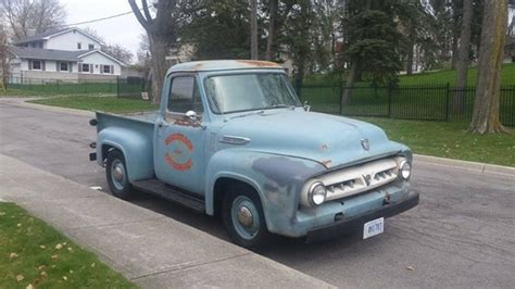 1953 Ford F 100 For Sale in Toronto, Ontario   Old Car Online