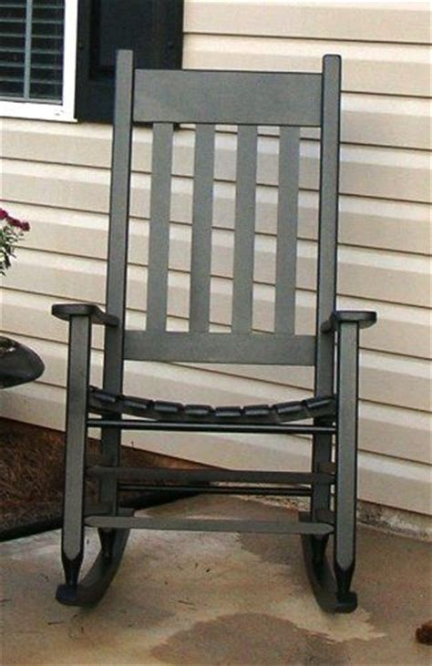 build   front porch rocking chair pattern diy plans