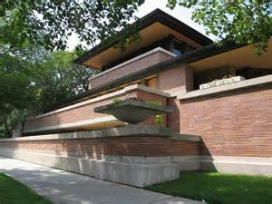 modern prairie house plans robie house frank lloyd wright chicago united states mimoa