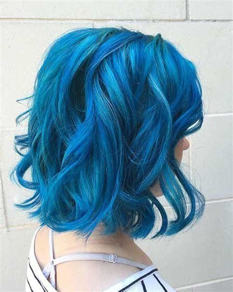 25 Best Ideas About Blue Hair Colors On Pinterest Blue