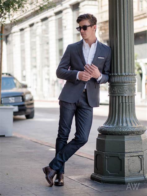 Oxford Button Down Dress Shirt - Menu0026#39;s Wardrobe Essentials