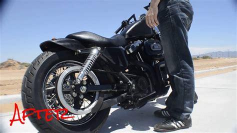 Harley Davidson Sportster Laf Pipes