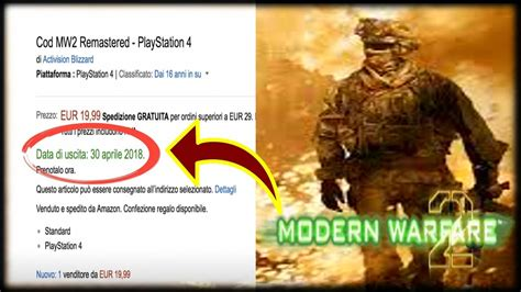 modern warfare  remastered officially confirmed leaked