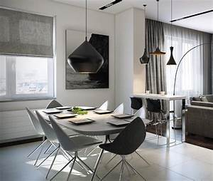 Salle A Manger Moderne : meuble salle manger moderne en 18 id es tendance ~ Teatrodelosmanantiales.com Idées de Décoration