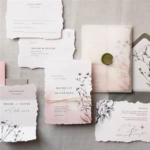 daydream wedding invitation feel good wedding invitations With wedding invitations on cotton paper