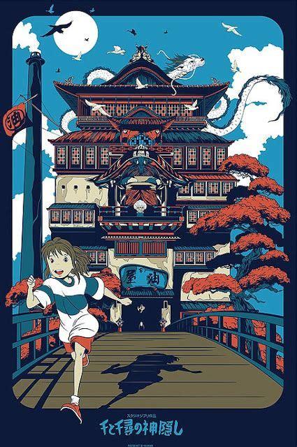 running  classic hayao miyazaki spirited  japanese