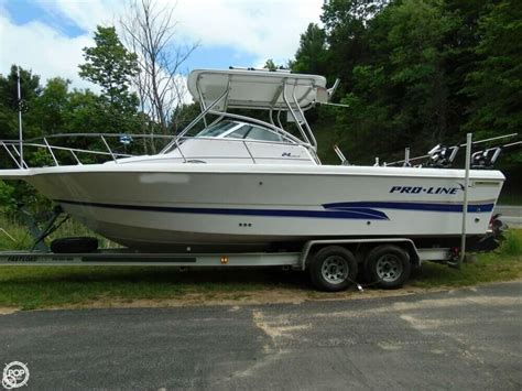 Proline Boats For Sale In Michigan pro line boats for sale in michigan boats