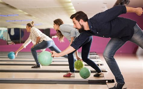 Ultra Modern Bowling Alley In Macon, GA - Pin Strikes