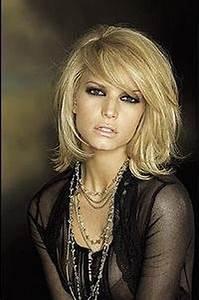 Coupe De Cheveux Femme Dégradé Mi Long : coupe de cheveux femme mi long visage ovale ~ Nature-et-papiers.com Idées de Décoration