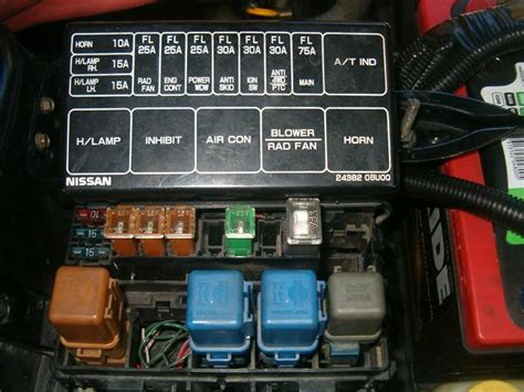 R33 Fuse Box by R32 Your Overheat Fan Turn On With Your A C