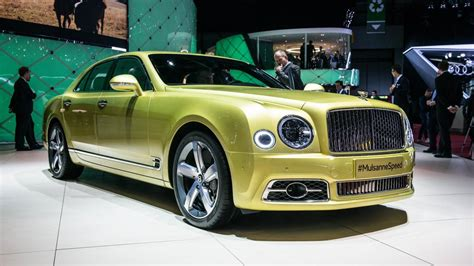 new bentley revealed the new bentley mulsanne top gear
