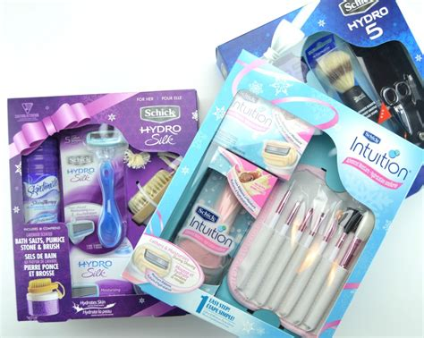 schick holiday gift packs review