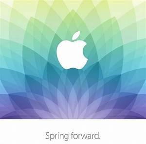 Apple Sends Invites for 'Spring Forward' Media Event on