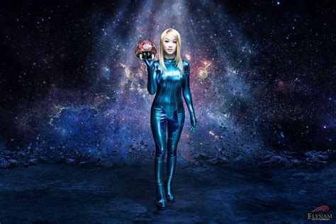 Zero Suit Samus Wallpaper Wallpapersafari