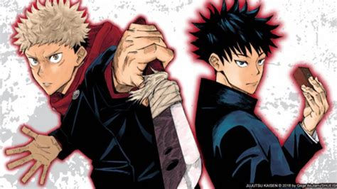 jujutsu kaisen rester attentif car le manga sera bientot