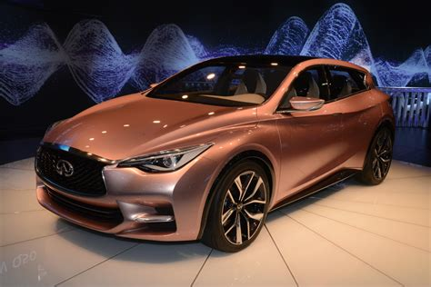 Infiniti Q30 Concept Makes US Debut in Los Angeles [Live ...